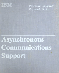 Asynchronous Communications Support