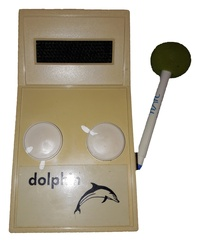 Dolphin Mimic Speech Synthesizer