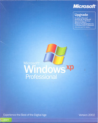 Microsoft Windows XP Professional Upgrade