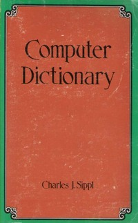 Computer Dictionary 1980