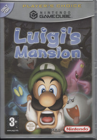Luigi's Mansion (Player's Choice)
