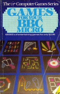 Games for your BBC Micro