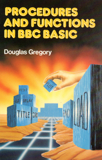 Procedures and Functions in BBC Basic