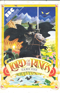 The Lord of the Rings Game One