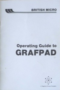 Grafpad Operating Guide