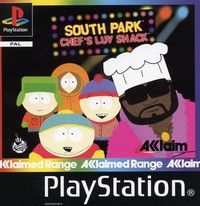 South Park - Chef's Luv Shack