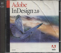 Adobe InDesign 2.0