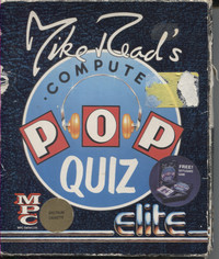 Mike Read's Computer Pop Quiz (48k/128k)