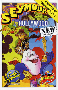Seymour goes to Hollywood