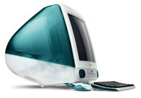 Apple iMac G3 (Tray Loading, Bondi Blue)