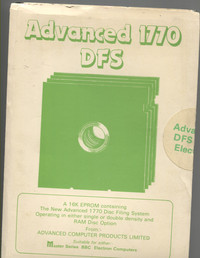 Advanced 1770 DFS