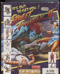 Street Fighter II (A1200)