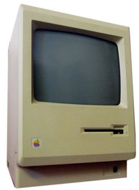 Apple Macintosh Plus 1MB