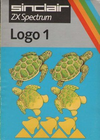 Sinclair ZX Spectrum Logo 1 Turtle Graphics