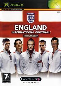 England International Football 2004 Edition