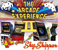 The Arcade Experience - 2 September 2017