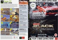 Official Xbox Magazine Game Disc 57