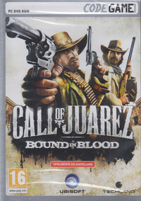 Call of Juarez: Bound in Blood (Spanish)