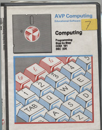 Computing: Programming Step By Step