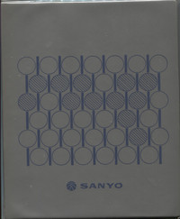 Sanyo MBC-550 Series Software