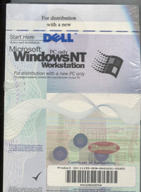 Windows NT 4.0 Service Pack 4 (Dell)