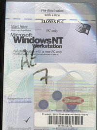 Windows NT 4.0 (Elonex)