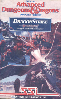 Advanced Dungeons & Dragons - DragonStrike