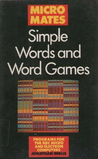 Simple Words and Word Games