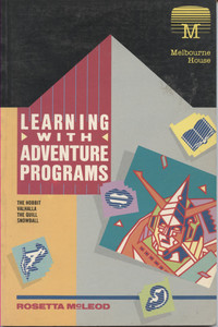 Learning With Adventure Programs (signed by the Author)