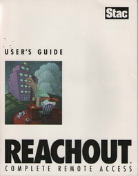 Stac ReachOut Users Guide