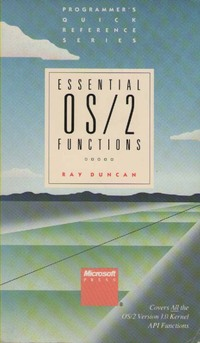 Essential OS/2 Functions