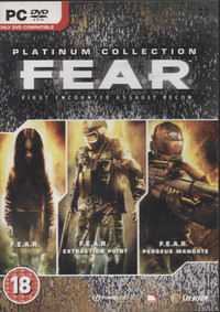 Fear - First Encounter Assault Recon - Platinum Collection