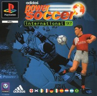 Adidas Power Soccer International 97