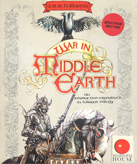 JRR Tolkein's War in Middle Earth