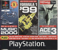 Official UK Playstation Magazine CD - Disc 55