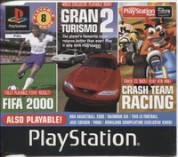 Official UK Playstation Magazine CD - Disc 53