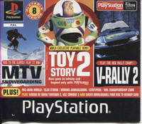 Official UK Playstation Magazine CD - Disc 54