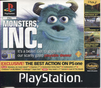 Official UK Playstation Magazine CD - Disc 81