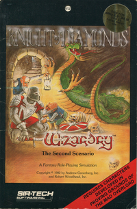 Wizradry: Night Of Diamonds (Disk)