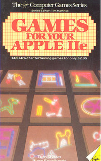 Games for your Apple IIe