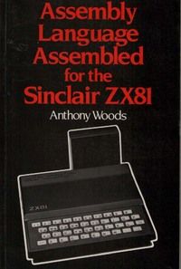 Assembly language assembled for the Sinclair ZX81