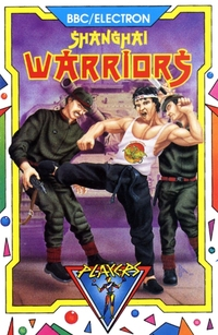 Shanghai Warriors