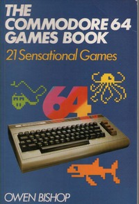 Commodore 64 Games Book