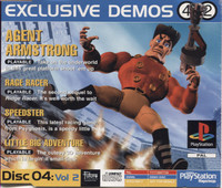 Official UK Playstation Magazine CD - Disc 04: Vol 2