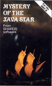 Mystery of the Java Star