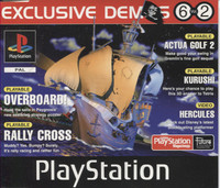 Official UK Playstation Magazine CD - Disc 06: Vol 2