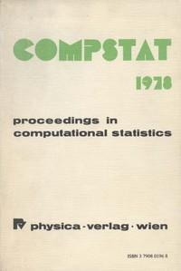 COMPSTAT 1978 : proceedings in computational statistics,