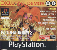 Official UK Playstation Magazine CD - Disc 11: Vol 2