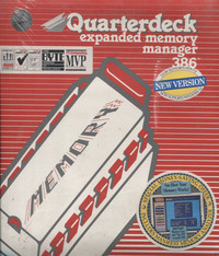 Quarterdeck - Expanded Memory Manager 386