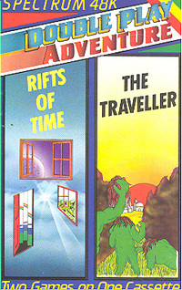 Double Play Adventure - Rifts of Time / The Traveller